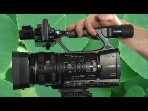 Sony HXR-NX5U NXCAM