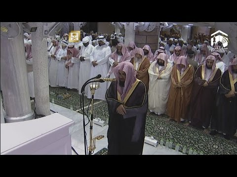 19th Ramadan 2014-1435 Makkah Taraweeh Sheikh Shuraim video