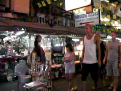Khao San Road – Bangkok 03/09