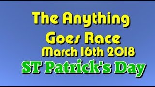 Anything Goes Race 2018 03 16  St Patricks Day