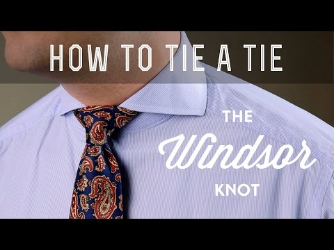 How to tie a full double windsor knot what not to do how to tie a full double windsor knot what not to do gentlemans gazette ccuart Images