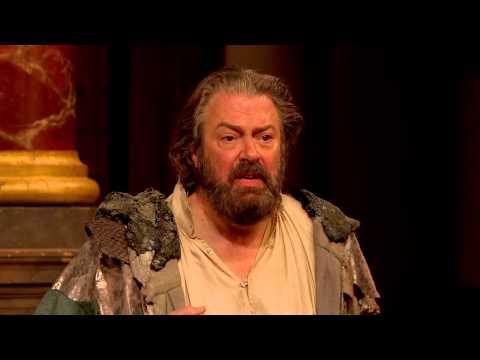 Shakespeare: THE TEMPEST (Shakespeare's Globe)