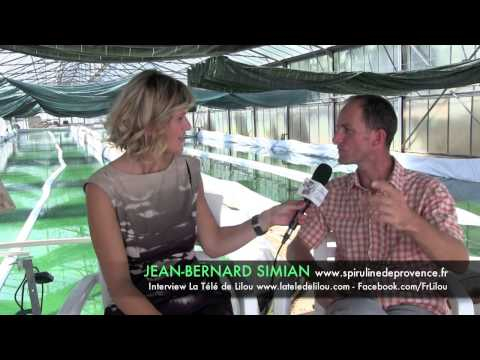 Bienfaits et vertus de la spiruline - Jean-Bernard Simian thumbnail