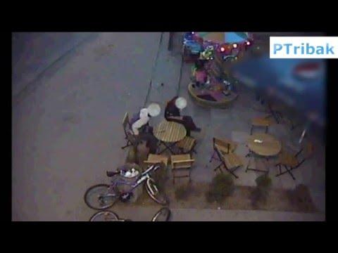 TV jaja - Monitoring: profesjonalni złodzieje rowerów.