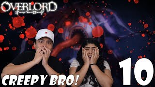 Overlord Season 1 Episode 10 Reaction and Review! SHALLTEAR VS BRAIN! A TRUE VAMPIRE 😱