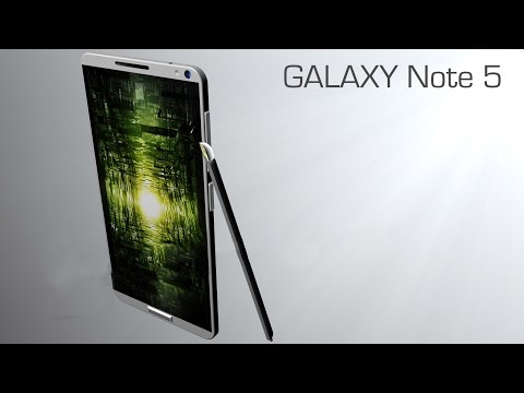 Samsung Galaxy Note 5 The Next Generation