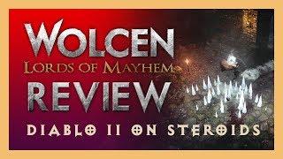 Wolcen: Lords of Mayhem REVIEW - Diablo 2 on Steroids!