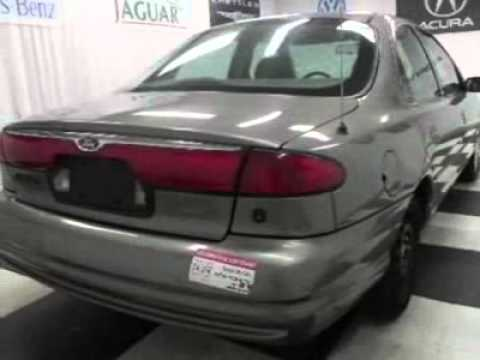 1999 Ford Contour 4dr Sdn SE Sedan – Bedford, OH