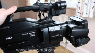 Sony HXR-MC2000E Review