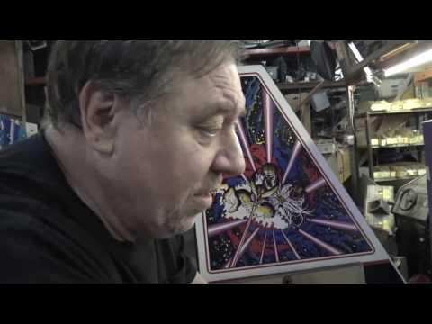 #718 Gottlieb BLACK HOLE Pinball Machine based on Disney Film! TNT Amusements