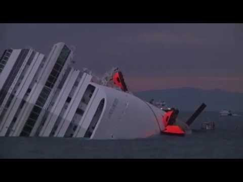 Cruise disaster: Locals fear fuel leakage