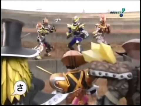 Todas As Aberturas E Encerramentos De Ryukendo video