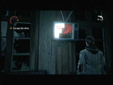 Verizon Ad in Alan Wake