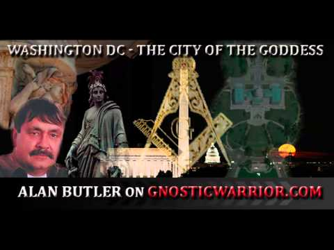 Washington DC: The City of the Goddess – Alan Butler on GW Radio