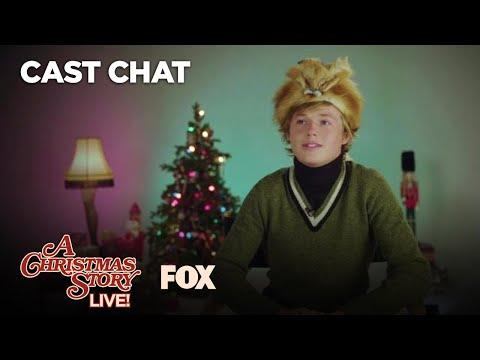 Meet The Kids   A CHRISTMAS STORY LIVE