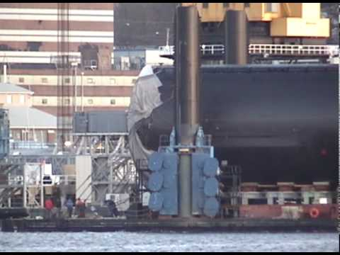 Nuclear Submarine: Made in R.I.