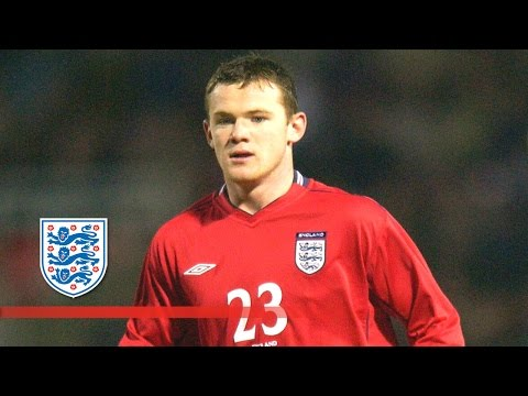 Wayne Rooney's England debut (2003) | From The Archive