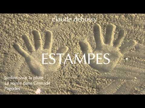 Дебюсси Клод - Complete Piano Works Estampes