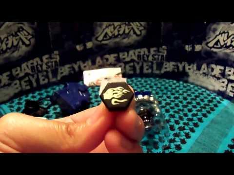 Beyblade Metal Masters POISON VIRGO 125ES Unboxing