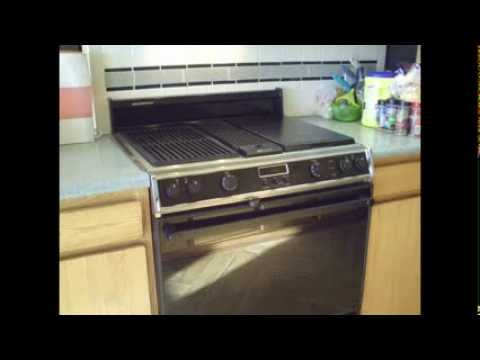 Jenn Air S156 Stove Mid 90 S Or Lated 90 S Model Youtube