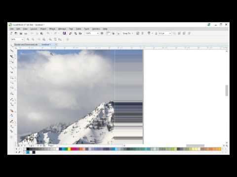 New Border and grommet markers in CorelDRAW® Graphics Suite X7 Update 3