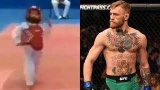 Conor McGregor The Notorious Walk *kid edition* This kid must be worth billions 💵