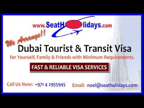 Dubai Visa - How To Get Visa in UAE?