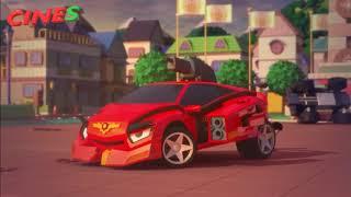 Tayo: Küçük Otobüs / The Tayo Movie: Mission Ace Türkçe Dublajlı Fragman