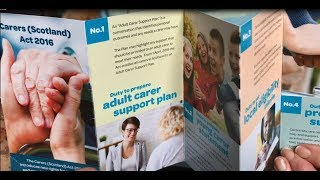 Introducing the new Carers Act