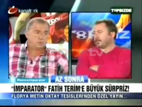 Galatasaray Teknik Direktörü Fatih Terim, Milan'ı çalı�tırdı�ı dönemde Sergen Yalçın'ı Milan'a götürmek istedi�ini açıkladı.