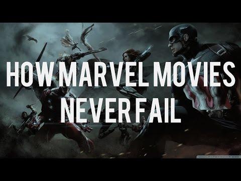 How Marvel Movies Never Fail