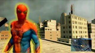The Amazing Spiderman 2 - Traje Amazing Spiderman 2012 (Gameplay de todos los trajes #2)