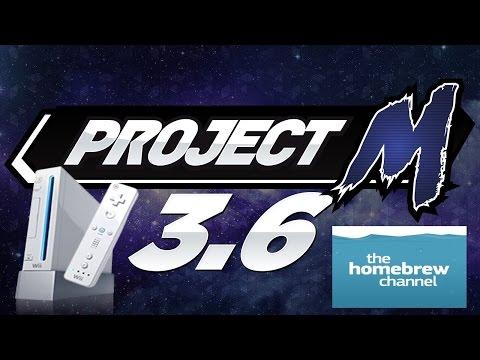 Como Descargar e Instalar Project M 3.6 En Tu Consola Wii [2016] Español
