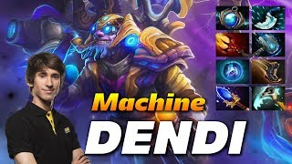Dendi Tinker 8 slotted Machine | Dota 2 Pro Gameplay