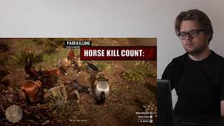 Red Dead Redemption 2 - Al Horsey and Terroriser's Puppet Face! (Funny Moments ... CRAZY REACTION!!!