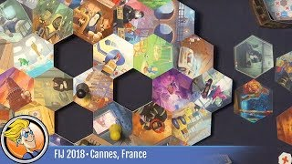 Shadows: Amsterdam — game preview at FIJ 2018 in Cannes