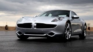 Car and Driver: Tested : 2012 Fisker Karma - Review - CAR and DRIVER