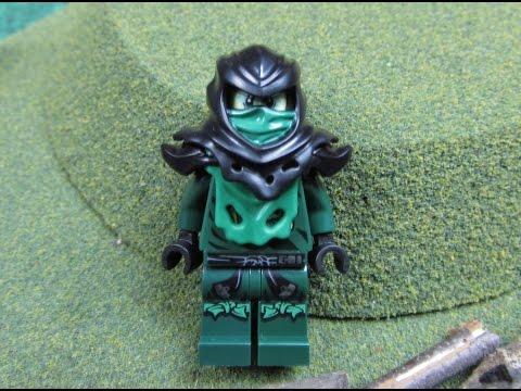LEGO Ninjago Morro Dragon Attack   MINIFIGURE REVIEW