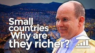Why are SMALL countries RICHER? - VisualPolitik EN