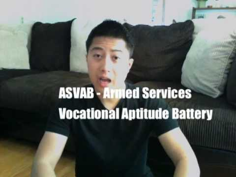 ASVAB Help. Some Tips and Tricks!