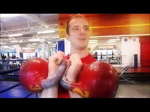 Денис Васильев объясняет, что такое гиревой спорт / Denis Vasiliev about kettlebell sport