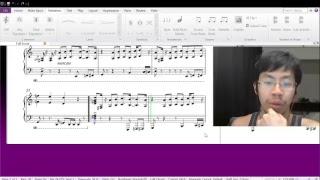 Parappa the Rapper Video Game Music Live Piano Transcription