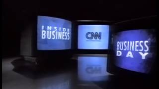 CNN International - The Best Business News in the Business [1993]