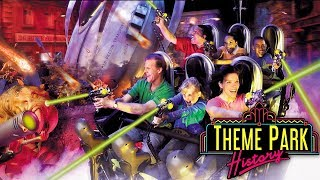 The Theme Park History of Men In Black Alien Attack (Universal Studios Florida)