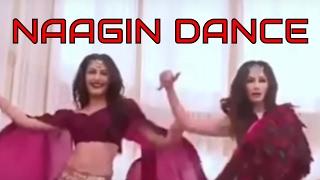 Ishqbaaz: OMG! Shwetlana-Anika' sexy naagin dance shock Shivay   TV Prime Time
