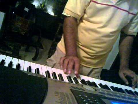 Ye Sama Sama Hai Ye Pyar Ka by Niraj Gupta Piano Keyboard cover...