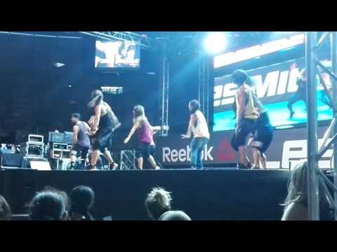 Sh'bam Les Mills Live Madrid 2016