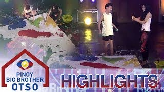 PBB OTSO Day 8: Josh at Kaori, sumalang sa 88 second dance art challenge