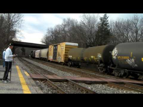 CSX Q398-26 EB Old main Line