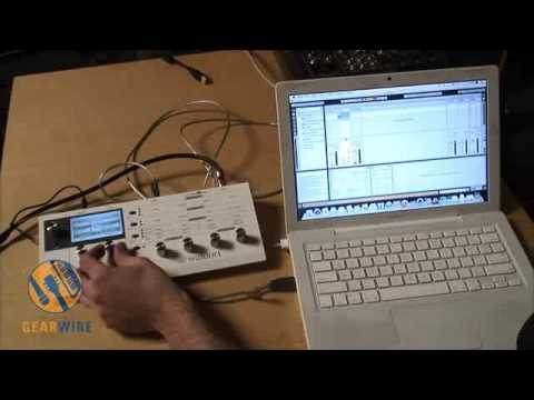 Waldorf Blofeld Guises As Ableton Live Controller For Demo